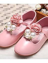 economico -Da ragazza Scarpe PU sintetico Autunno Inverno Scarpe da cerimonia per bambine Sneakers Per Casual Bianco Nero Rosa