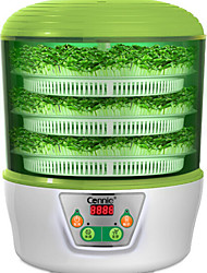 Kitchen Plastic Shell Bean sprouts machine Bean sprouts machine