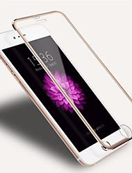 Недорогие -AppleScreen ProtectoriPhone 6s Зеркальная поверхность Защитная пленка 1 ед. Закаленное стекло
