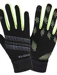 cheap -Sports Gloves Bike Gloves / Cycling Gloves Touch Gloves Keep Warm Skidproof Full-finger Gloves Touch Screen Gloves Mountain Cycling Road