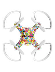 RC Drone K700 4CH 3 Axis 2.4G - RC Quadcopter LED Lighting One Key To Auto-Return Headless Mode 360°Rolling Low Battery Warning RC