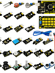 Недорогие -сенсорный комплект для aduino стартера с мега 2560shield v1sensorsdupont кабель pdf