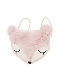 Kids Bags,Fall Winter Cotton Fur Plush Magnetic Therapy