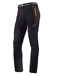 cheap -Nuckily Men's Cycling Pants Bike Tights / Pants / Trousers / Bottoms Quick Dry, Ultraviolet Resistant, Breathable Classic Polyester Black