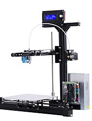 cheap -Printing Size 200*200*260mm DIY 3D Printer Kit Auto Leveling 3d Printer With Heated Bed and Two Rolls Filament