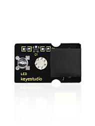 Недорогие -keyestudio простой разъем цифровой желтый светодиодный модуль для arduino