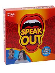 Artigos de Halloween Brinquedos de Halloween Brinquedos Lábios Tema Clássico Jogo Moda Rapazes Raparigas 1 Peças