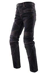 cheap -Men Motorcycle Jeans Stretch  Shockproof  JeansProtector Gear for Motorsport