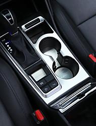 Automotive Gear Panel Covers DIY Car Interiors For Hyundai 2015 2016 2017 New Tucson Metal