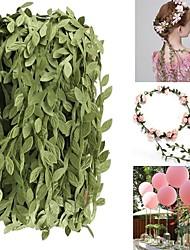 abordables -Fleurs artificielles 1 Une succursale style pastoral Plantes Fleur de Table