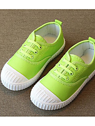 cheap -Boys' Shoes Canvas Spring / Fall Comfort Sneakers for Red / Green / Light Blue