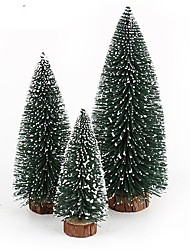cheap -Christmas Party Supplies Christmas Trees Toys Taper Shape Holiday Fantacy Kids Adults' Pieces