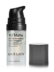 cheap -1pc Face Primer Matte Mini Cosmetic Makeup Oil-contrl base for Face Makeup