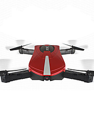 JY018W Red 4CH 2.4G with Camera WIFI 3D Roll Quadcopter FPV Drone