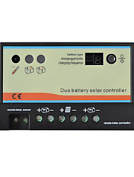 cheap -EPsolar Dual Battery Solar Charge Controller 12V 24V Duo-battery charger DB-10A