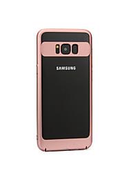 economico -Custodia Per Samsung Galaxy S8 Plus S8 Ultra sottile Antiurto Tinta unica Resistente PC per S8 S8 Plus