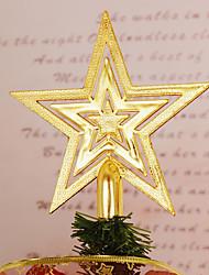 abordables -Noël / Occasion spéciale / Fête / Soirée Matière PVC Décorations de Mariage Vacances Printemps, Août, Hiver, Eté