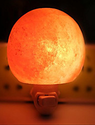 cheap -YouOKLight 7W  Natural Himalayan Globe Sphere Salt Lamp Night Lights  Decoration Air Purifier