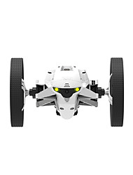 Auto RC Parrot Buzz 2.4G Passeggino Stunt Car Jumping Night Bounce Car Elettrico con spazzola KM / H Telecomando Ricaricabile Mini Drone