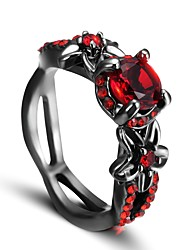 cheap -Women's Band Rings Fashion Alloy Jewelry For Party Engagement