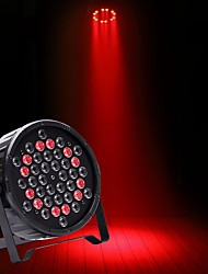 U'King Luces LED Para Escenarios Luces Par LED 8 DMX 512 Maestro-Esclavo Activación por sonido Auto 60 para Estado Fiesta Boda Discoteca