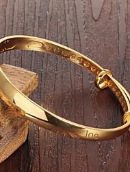 Недорогие -Подарок силикагель Позолота 18К Сплав Практичные сувениры Свадьба