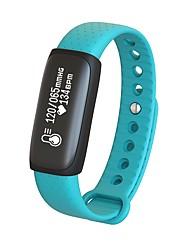 yy x5s femme smart bracelet étape fréquence cardiaque pression artérielle rappel d'appel étanche pour ios et téléphone android