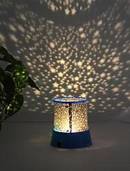 cheap -Romantic Starry Sky's Projection Lamp Creative Ads For Pattern Is Random