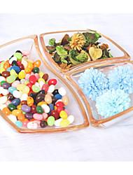 Недорогие -1set Кухня Стекло Хранение продуктов питания