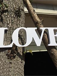 Недорогие -Свадебные прием Дерево / ПВХ / Смешанные материалы Свадебные украшения Классика Все сезоны