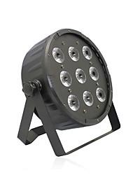 U'King 1set Lampe LED de Soirée DMX 512 Master-Slave Activé par son Activation Musicale 120W Professionnel pour Pour l'Intérieur
