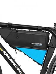 cheap -Bike Bag 3+1LTube Bag Bike Frame Bag Rain-Proof Fitness Bicycle Bag Nylon Cycle Bag Cycling Cycling