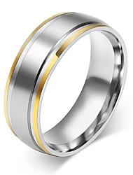 billige -mænds kvinders grundlæggende rustfrit stål cirkel smykker til bryllupsfest