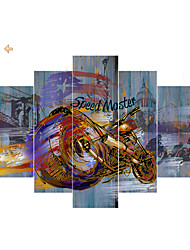 preiswerte -Leinwand-Set Klassisch,Fünf Panele Leinwand Druck Wand Dekoration For Haus Dekoration