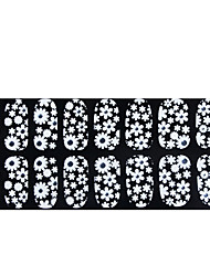 cheap -Nail Art Sticker  Lace Sticker Makeup Cosmetic Nail Art Design