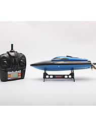 cheap -RC Boat TKKJ H100 Speedboat 4 Channels 30 KM/H