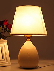 cheap -Ambient Light Artistic Table Lamp Eye Protection On/Off Switch AC Powered 220V Dark Yellow White