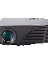 cheap -OUKU S320 LCD Mini Projector 1800 lm Support 1080P (1920x1080) inch Screen