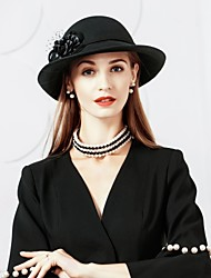 cheap -Wool Net Hats 1 Special Occasion Party / Evening Headpiece