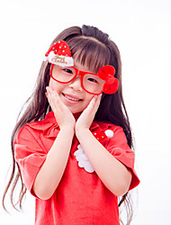 Unisex Glasses,All Seasons Others Clips & Claws-Red