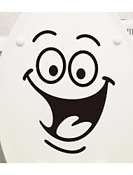 Недорогие -Праздник Геометрия абстракция Наклейки 3D наклейки Декоративные наклейки на стены Наклейки для туалета,Бумага Украшение дома Наклейка на