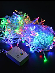 Lights 20m/200leds Led String 220V for Holiday/Party/Wedding/New Year Home Decoration Free Shipping EU