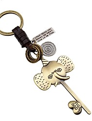 cheap -Keychain Jewelry Gold Animal Leather Alloy Lovely Gift Date Women's