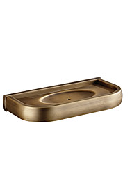 cheap -Soap Dishes & Holders Neoclassical Brass 1 pc - Hotel bath