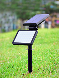 preiswerte -1pc 4.5W Leuchte für Rasenplatz Dekorativ Natürliches Weiß <5V Außenbeleuchtung