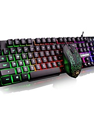 cheap -G160 MINI Luminous gaming keyboard&mouse