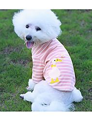 犬 スウェットシャツ 犬用ウェア カジュアル/普段着 ブリティッシュ ピンク ライトグリーン コスチューム ペット用