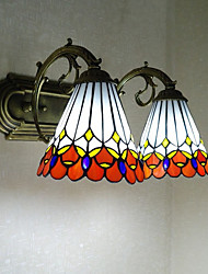 cheap -Ambient Light Wall Sconces 40 E27 Retro/Vintage Stainless Steel For