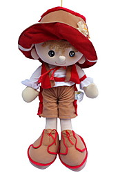 cheap -Stuffed Toys Doll Girl Doll Toys Cartoon Fashion Wedding Cute For Children Soft Cartoon Design Wedding Decorative Fashion Kids Girls 1
