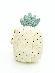 cheap -Fashion Fruit Stuffed Toys Stuffed Animals Plush Toy Cute Kids Handbags Wallet Fruit Creative Cartoon Design Floral & Botanicals